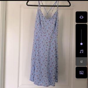 Garage Flowy dress. Size Medium